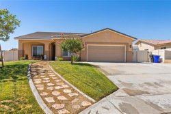 Photo of 17665 Park Plaza Court, Victorville, CA 92395 (MLS # 32002401)