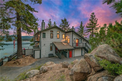 Photo of 39015 North Shore Drive, Fawnskin, CA 92333 (MLS # 32003938)