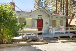 Photo of 278 Victoria Lane, Sugarloaf, CA 92386 (MLS # 32003998)