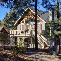 Photo of 758 Jeffries Road, Big Bear Lake, CA 92315 (MLS # 32006502)