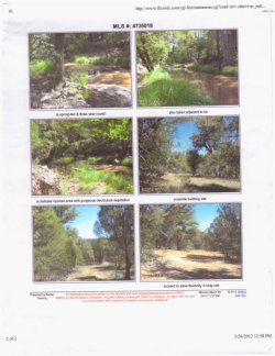 Photo of 823 W Elk Song Trail, Lot 23E, Young, AZ 85554 (MLS # 5506024)