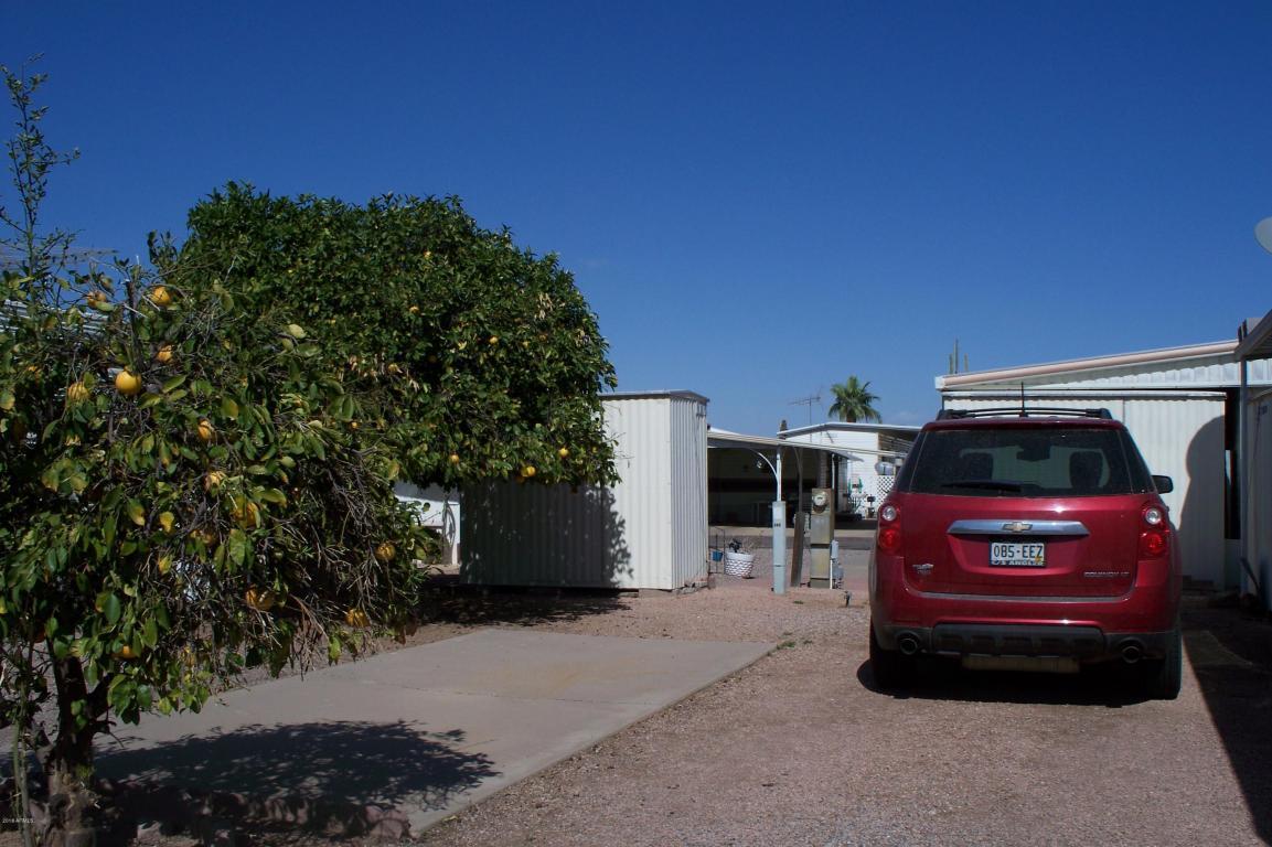 Photo for 508 E Ocotillo Drive, Lot 64, Florence, AZ 85132 (MLS # 5725894)