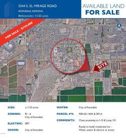 Photo of 3344 S 123rd Avenue, Lot -, Avondale, AZ 85323 (MLS # 5739493)