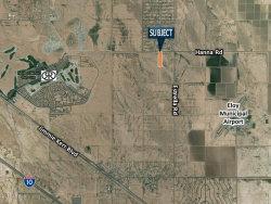 Photo of 3225 W Hanna Road, Lot -, Eloy, AZ 85131 (MLS # 5744644)