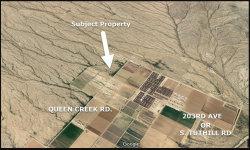 Photo of 19501 W Queen Creek Road, Lot -, Buckeye, AZ 85326 (MLS # 5755697)