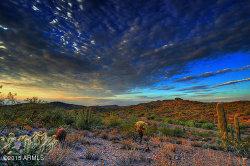Photo of 0 N Cow Creek Road, Lot 4, Morristown, AZ 85342 (MLS # 5782503)