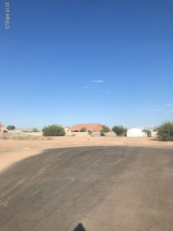 Photo of 9340 W Hillcrest Place, Lot 44, Arizona City, AZ 85123 (MLS # 5821464)