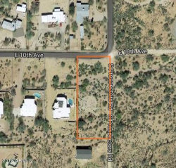 Photo of 5966 E 10th Avenue, Lot -, Apache Junction, AZ 85119 (MLS # 5832387)