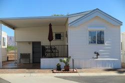 Photo of 3710 S Goldfield Road, Lot 489, Apache Junction, AZ 85119 (MLS # 5833108)