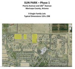 Photo of 184XX W Peoria Avenue, Lot 3A, Waddell, AZ 85355 (MLS # 5836952)