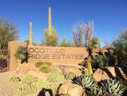 Photo of 39887 N Crested Quail Run, Lot 14, Carefree, AZ 85377 (MLS # 5844603)