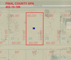 Photo of 3385 W Sueno Drive, Lot 28, Eloy, AZ 85131 (MLS # 5854017)