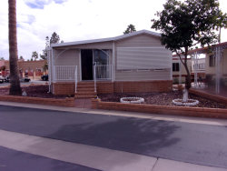 Photo of 1001 W Pawnee Avenue, Lot 495, Apache Junction, AZ 85119 (MLS # 5882131)