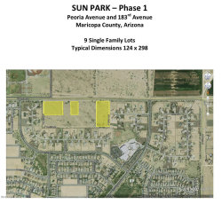 Photo of 1043X W 83rd Avenue, Lot 1A, Waddell, AZ 85355 (MLS # 5882612)
