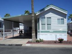 Photo of 3710 S Goldfield Road, Lot 443, Apache Junction, AZ 85119 (MLS # 5899160)