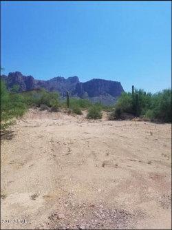 Photo of 5319 E Mining Camp Street, Lot -, Apache Junction, AZ 85119 (MLS # 5901247)