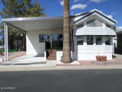 Photo of 3710 S Goldfield Road, Lot 269, Apache Junction, AZ 85119 (MLS # 5911118)