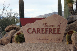 Photo of 36232 N Twilight Trail, Lot 61, Carefree, AZ 85377 (MLS # 5946091)