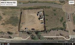 Photo of 6942 E Warner Road, Lot K, Mesa, AZ 85212 (MLS # 5953132)