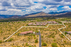 Photo of 8650 E Stagecoach Pass Road, Lot -, Carefree, AZ 85377 (MLS # 5966211)