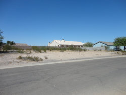 Photo of 9968 W Sasabe Drive, Lot 492/493, Arizona City, AZ 85123 (MLS # 5967609)