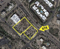 Photo of 7525 E Cave Creek Road, Lot 63A-64C, Carefree, AZ 85377 (MLS # 5971071)