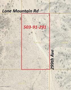 Photo of 299xx W Lone Mountain Road, Lot 16, Wittmann, AZ 85361 (MLS # 5988952)