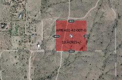 Photo of 34500 W South Mountain Avenue, Lot -, Tonopah, AZ 85354 (MLS # 5993969)
