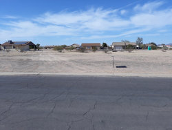 Photo of 15824 S Cherry Hills Drive, Lot 2703, Arizona City, AZ 85123 (MLS # 6000244)