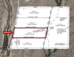 Photo of 6020 N 377th Avenue, Lot 49, Tonopah, AZ 85354 (MLS # 6003937)