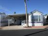 Photo of 3710 S Goldfield Road, Lot 175, Apache Junction, AZ 85119 (MLS # 6006208)