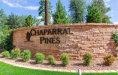 Photo of 921 N Scenic Drive, Lot 85, Payson, AZ 85541 (MLS # 6010708)