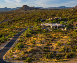 Photo of 11028 E Cinder Cone Trail, Lot 38, Scottsdale, AZ 85262 (MLS # 6027148)