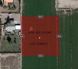 Photo of 10502 S 297th Avenue, Lot -, Buckeye, AZ 85326 (MLS # 6040479)