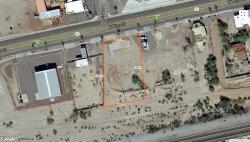 Photo of 0 W Pima Street, Lot ', Gila Bend, AZ 85337 (MLS # 6050407)