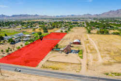 Photo of 18505 E Chandler Heights Road, Lot 26, Queen Creek, AZ 85142 (MLS # 6098373)