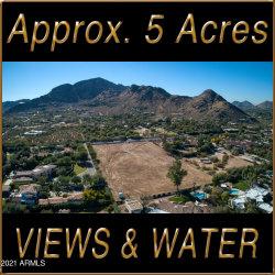Photo of 5748 E Mockingbird Lane, Lot 1, Paradise Valley, AZ 85253 (MLS # 6144036)