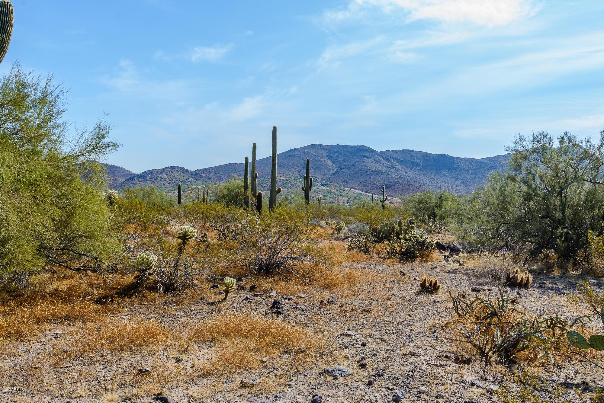 Photo for 0 N St --, Lot -, Cave Creek, AZ 85331 (MLS # 6153311)