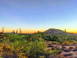 Photo of 41173 N 97th Street, Lot 50, Scottsdale, AZ 85262 (MLS # 6168076)