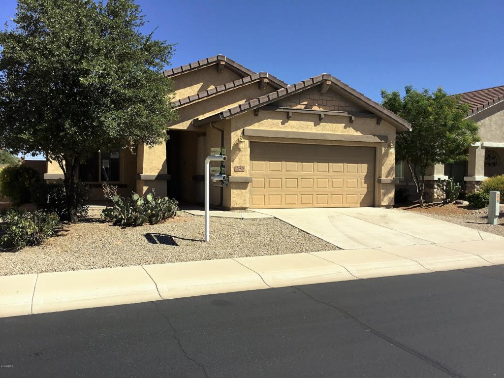 Photo for 536 W Twin Peaks Parkway, San Tan Valley, AZ 85143 (MLS # 5507625)
