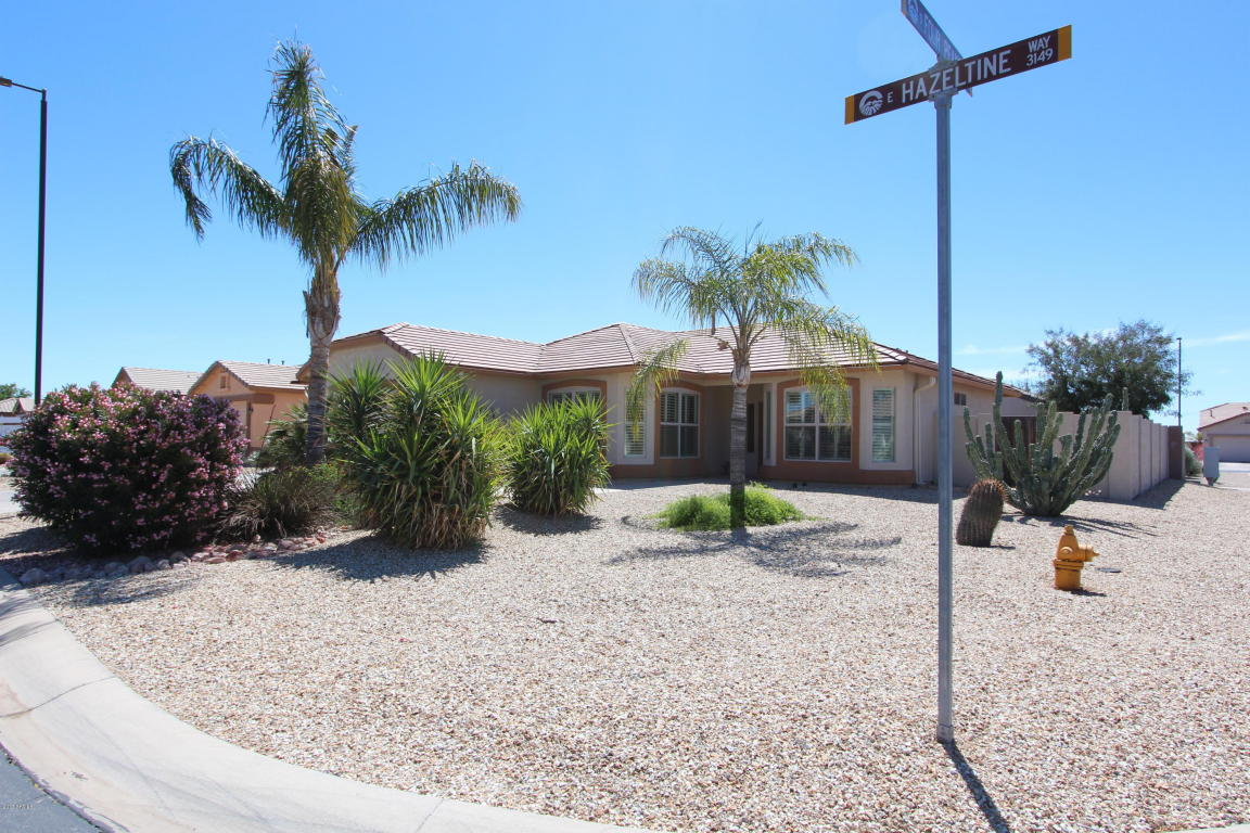 Photo for 3149 E Hazeltine Way, Chandler, AZ 85249 (MLS # 5585809)