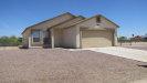 Photo of 14051 S Amado Boulevard, Arizona City, AZ 85123 (MLS # 5599930)