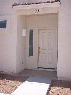 Photo of 2300 E Magma Road, Unit 113, San Tan Valley, AZ 85143 (MLS # 5624474)