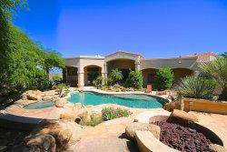 Photo of 11305 E Troon Mountain Drive, Scottsdale, AZ 85255 (MLS # 5648296)