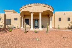 Photo of 17858 N Stonebluff Road, Maricopa, AZ 85139 (MLS # 5648492)