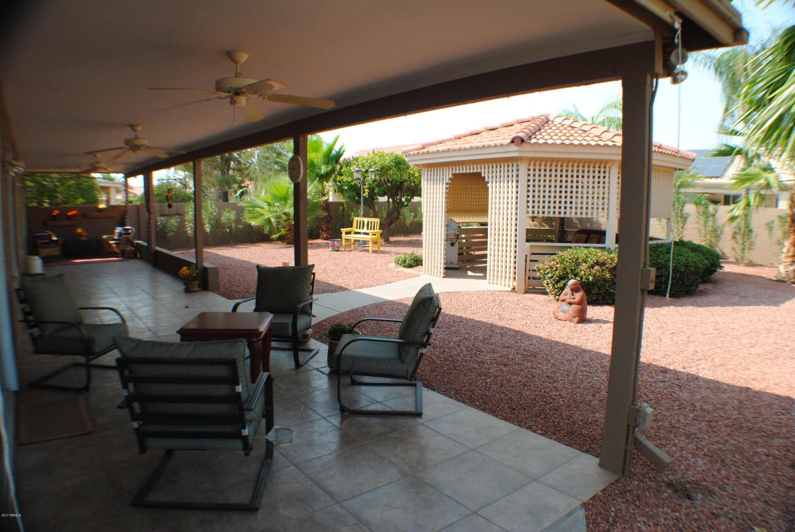 Photo for 10926 E Silvertree Drive, Sun Lakes, AZ 85248 (MLS # 5657212)