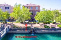 Photo of 1678 E Bridgeport Parkway, Gilbert, AZ 85295 (MLS # 5659124)