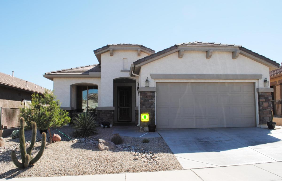 Photo for 219 W Twin Peaks Parkway, San Tan Valley, AZ 85143 (MLS # 5671270)
