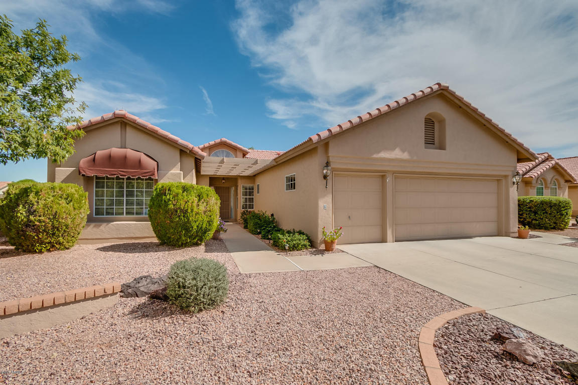 Photo for 25429 S Queen Palm Drive, Sun Lakes, AZ 85248 (MLS # 5672671)