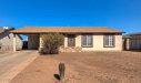 Photo of 8610 W Raven Drive, Arizona City, AZ 85123 (MLS # 5680690)